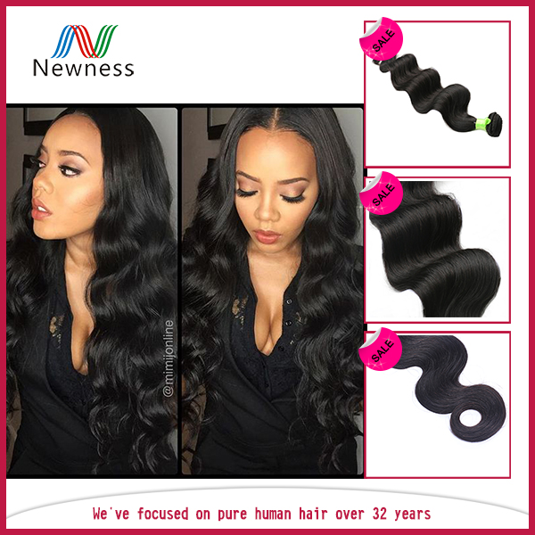 Natural Color unprocessed virgin brazilian hair wholesale hair extension korean hair supply