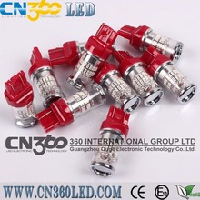 48w super bright 3014 chips 48 SMD car t20 double control led fog light white/ yellow/ red colour can be choosed!
