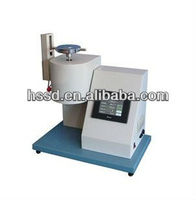 LDPE/PE melt flow index tester,plastic melting point tester