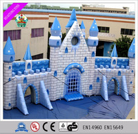 2016 Advertising Inflatable 20*12 m Castle, inflatable products for sale