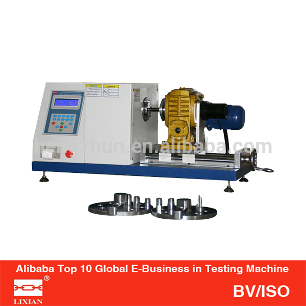 Digital Torsion Spring Testing Machine
