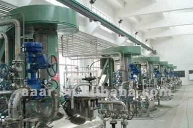 Agitator mixer for pharmaceutical