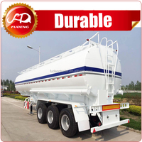 Lliquid gas mini lpg tanker truck with high quality for mobile gas refueling semi traiiler on sale