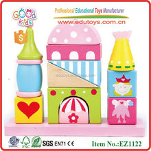 EDU New products top quality wooden educational toys wooden geometry shape matching toys for children