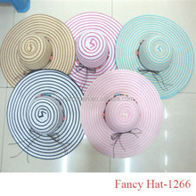 Cheap Fashion Ladies Chinese handmade straw hat Sombrero wholesale