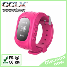 Hot SAle Popular 2 Way Talk Kids Old People Smart Phone Watch with GPS Tracker Detachable Strap Fit Andriod IOS system