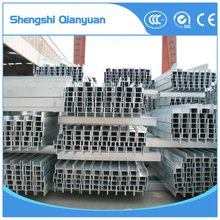 Made In China rolling steel profiles steel perforated profile construction steel h beam