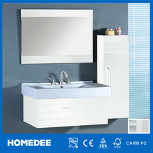 Home Decor 31-in White Transitional Single Sink Bathroom Vanity with Top