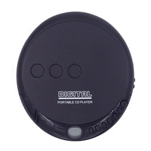 Portable Personal CD player Discman CD/MP3 music audio player with earphone