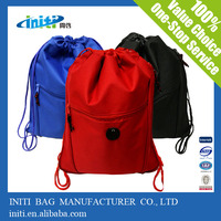 New products for 2014 alibaba china online plain drawsting bags