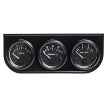 52MM 3 In 1 Kit Car Gauge