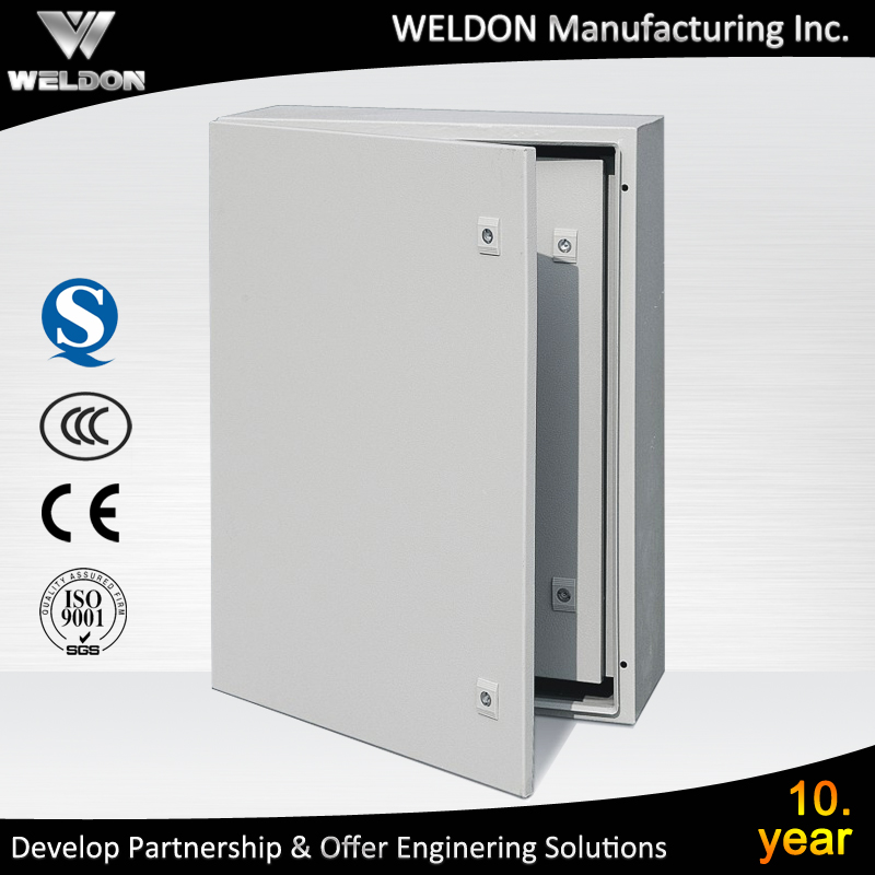 WELDON costomized sheet metal enclosure