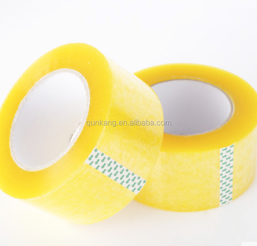 "OPP Packtapes 6-rolls Packing Tape 2""x 110 Yds - Bopp Material - Strong Carton Sealing Tape"
