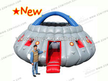 CE certificate inflatable ufo bouncer