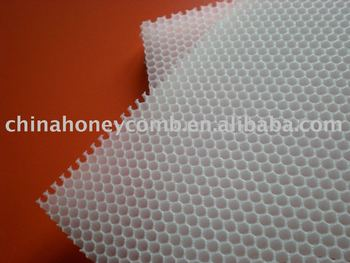 Polypropylene honeycomb for truck box panel made in china