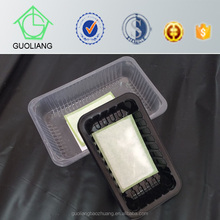 China Manufacturer Free Sample Customizable High Quality PP EVOH Plastic Box Chicken Meat Packing
