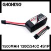 FPV LIPO Detachable Balance Lead 4s