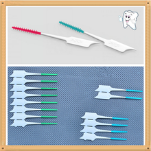 Bulk and cheap price silicone interdental brushes