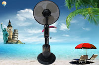 2013 cool mist outdoor fan