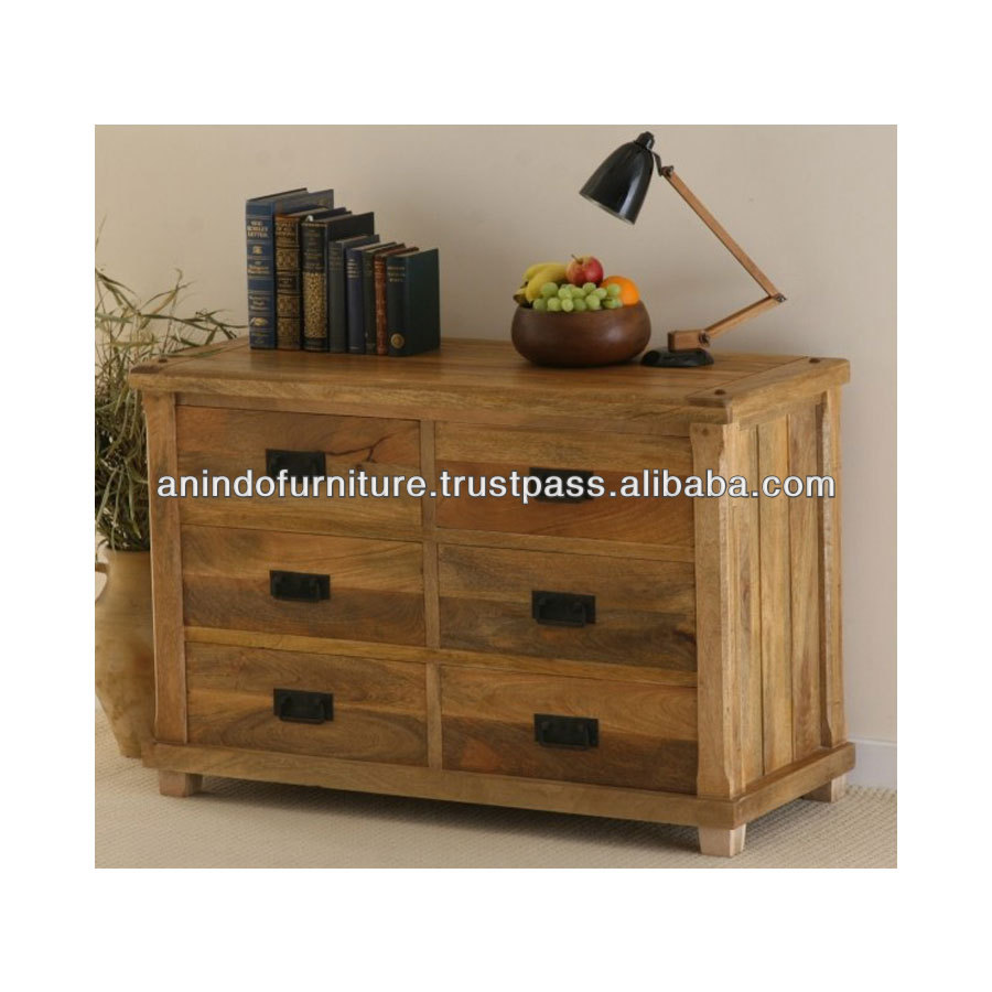 PSE Series Chest of 6 Drawers