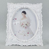 Various sizes wholesale love theme sublimation resin photo frame