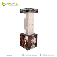 Mobile Accessories display stand cardboard/ display cardboard/point of sale cardboard display