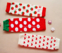 Hot Sale Christmas Baby Gilrs Leg Warmers 2015
