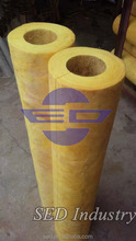 Glass wool pipes Glass wool batts R1.5 to R6.0roofing ceiling walling blanket acoustic batts insulation