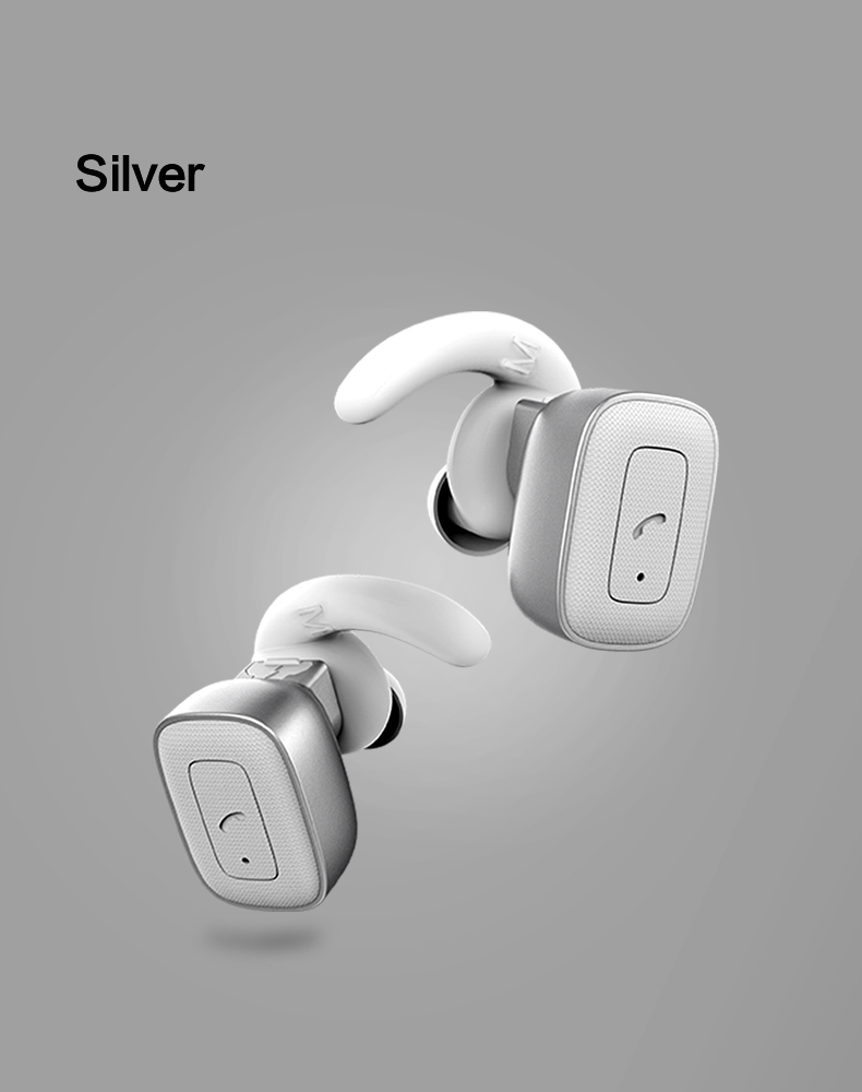 Promotional Gift Perfect Sound Cool Design Wireless Bluetooth 4.1Headset Headphones True Wireless RBQ5