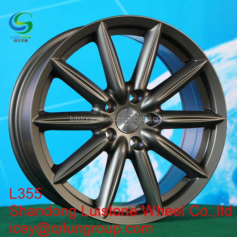 17 18 19inch car alloy replica wheels rims for ALFA ROMEO L356 hot sale wholesale price high quality Luistone manufacturer