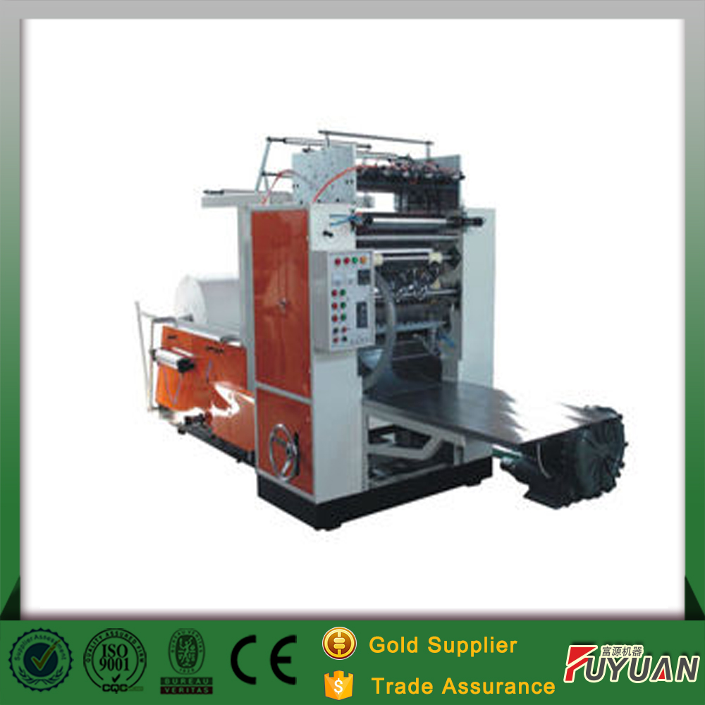 Embossing Drawing Type facial paper tissue converting machine price