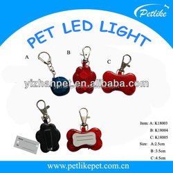 pet dog led light private label Decorative fancy pet products for small medium pets