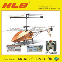 PF969 3.5CH Remote Control Helicopter Alpha Toys for Kids