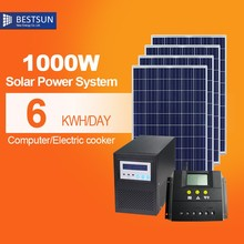 1kw 3kw 5KW solar energy storage system /solar energy battery charger 1KW 5KW / Solar power