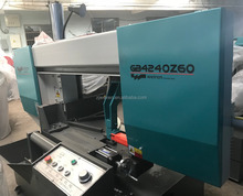 GB4240Z60 Rotating Horizontal Inclinable Metal cutting band saw machine