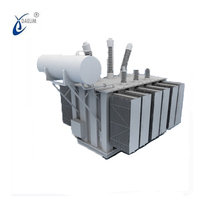 Daelim Low Price 33kV/6.3kV 6300kVA No-load Power Transformer