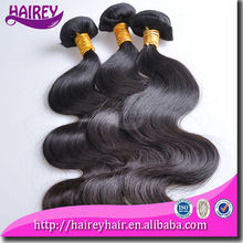 Best selling unprocessed human virgin brazilian hair, body wave 100% virgin brazilian hair ,10 inch body wave brazilian hair