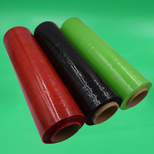 Good Stability Pe Shrink Colored Stretch Film