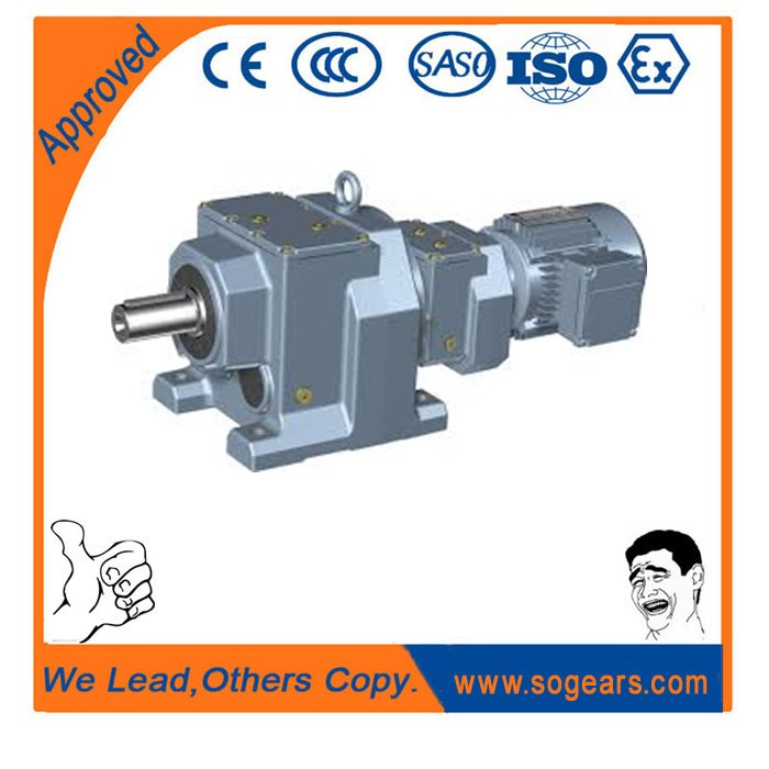 high torque low rpm gear motor
