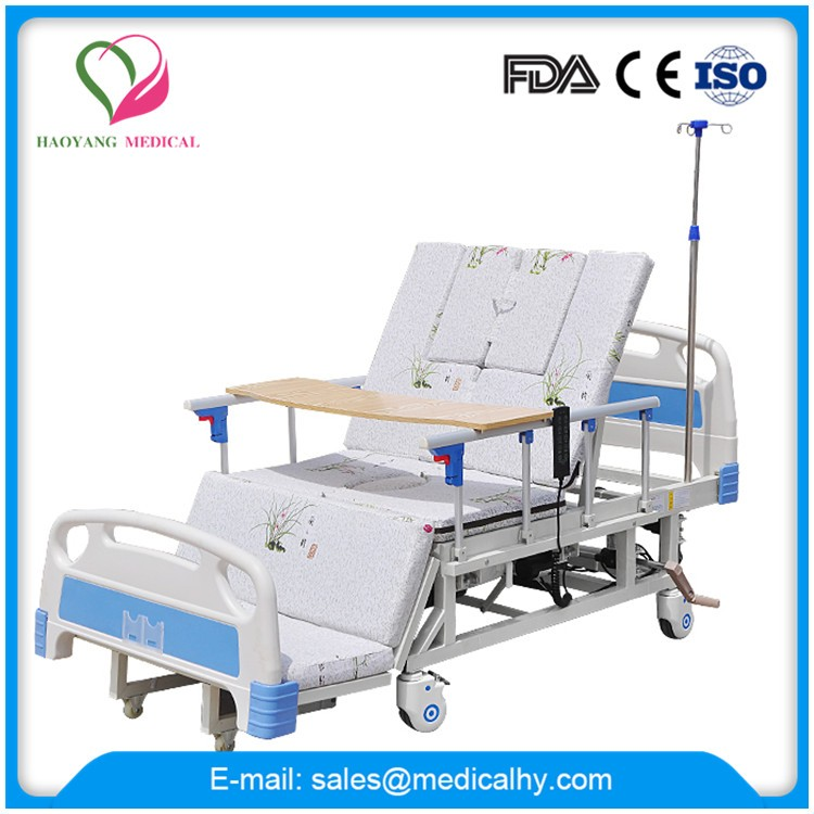 Automatic Care nursing hospital bed for paralyzed patients