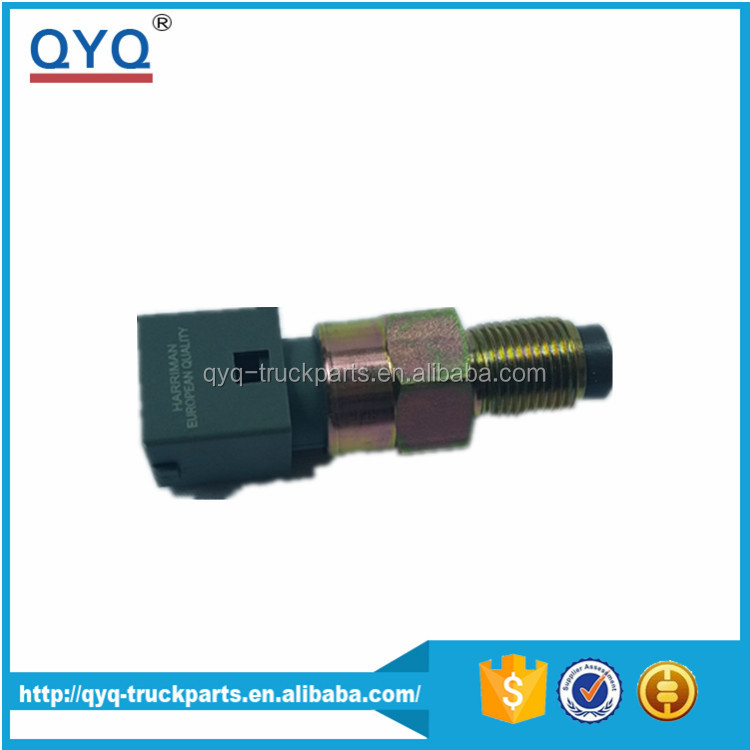 Best Quality Factory price Euro truck spare parts oem 8150500 1594138 wheel speed sensor price for volvo FH12