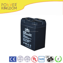 Promotion price 20hr rechargeable battery 3 fm 4 6v 4ah 20hr For Digital Scale,Emergency Light
