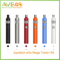 vaporizer pen ego c twist kit new joyetech ego mega twist+ kit 4ml 2300mah hot sale
