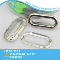 The best selling customized design metal eyelets and hooks