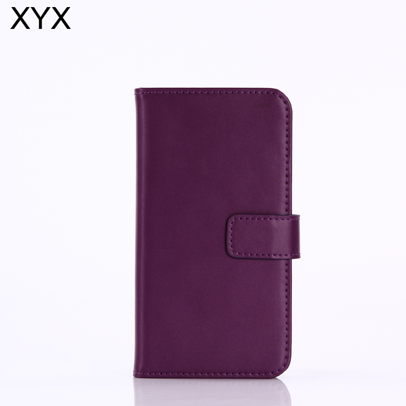 New Coming Real Genuine Leather Cell Phone Wallet Case Flip Cover For Samsung Galaxy Note 8