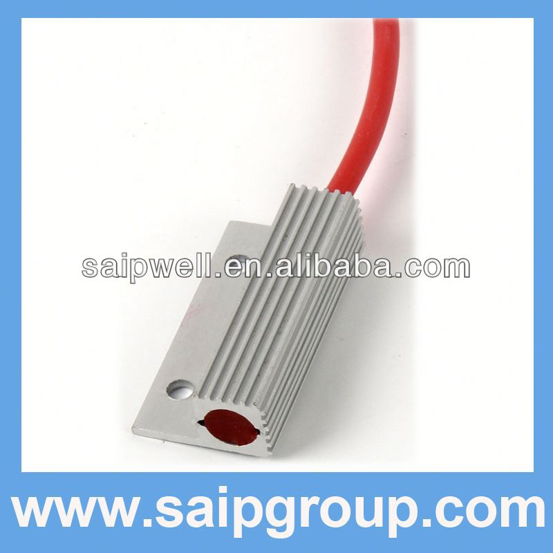 saip small semiconductor etched foil heaters RC 016 8W 10W 13W