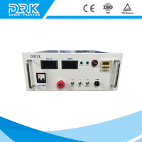 12V dc switching power supply for pulse plating