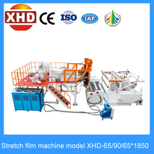 Most competitive 3 layer pallet wrap film stretch machine