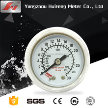 psi high quality medical medical air pressure gauge price measuring instruments