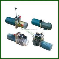 DC 24V hydraulic power unit/power pack with 3L oil tank